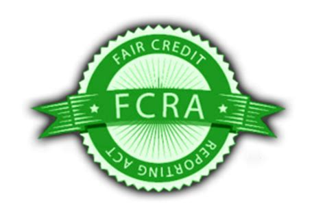 Fair Credit Reporting Act Background Check Volunteer Screening Victig Background Screening Employment Tenant