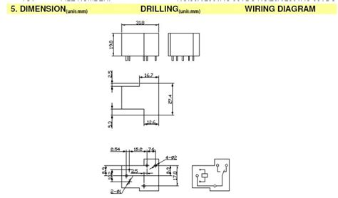 Relay Sla 12vdc Sl A By Bietronik sla 24vdc sl a 24v dc songle power relay pcb type ebay