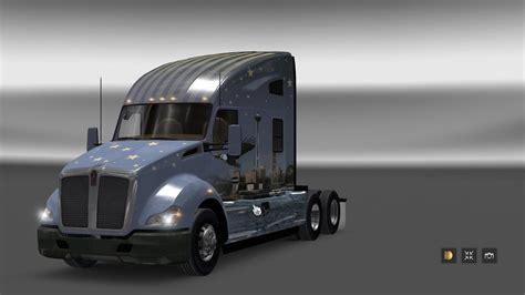kenwood truck dealer kenworth t680 1 23 truck truck simulator 2 mods