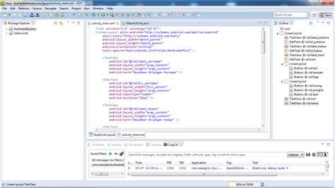 tutorial membuat aplikasi android sederhana pondok tugas tutorial membuat aplikasi kalkulator