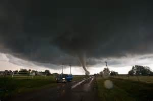 Tornadoes In Tornadoes Rip Across Oklahoma