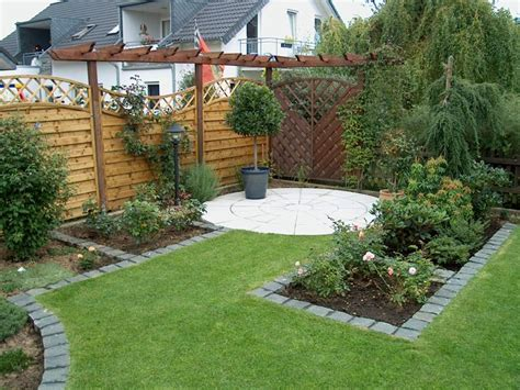 Garten 30 Qm Gestalten by Gartenanlage