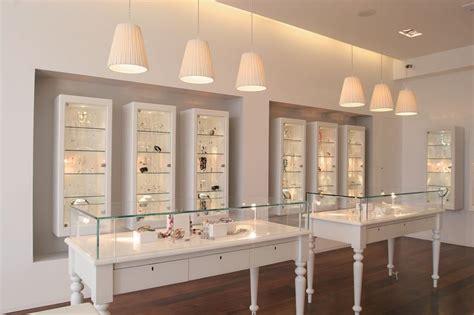 designer len shop jewellery display cabinets interior design