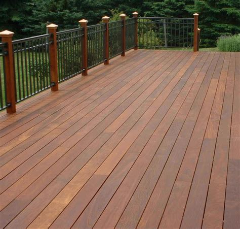 Wood Decking by Decking Materials Wood Composite Materials