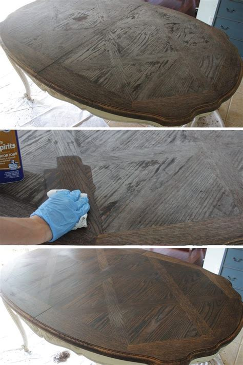 refinishing dining table without sanding best 25 dining table redo ideas on diy table
