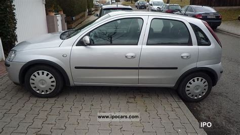 opel corsa 2004 sedan 2004 opel corsa 1 3 cdti car photo and specs