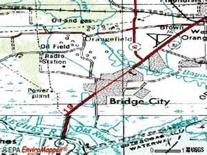 bridge city texas map bridge city texas tx 77611 77630 profile population maps real estate averages homes