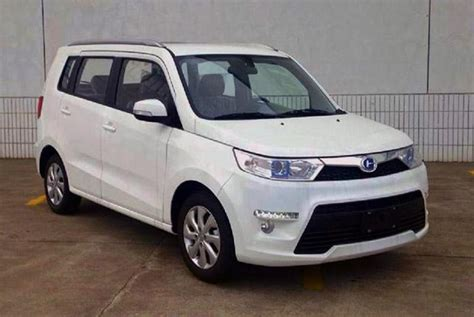 new maruti suzuki wagon r maruti suzuki wagon r gets new clothes in china