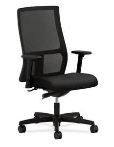 hon office chair hon ignition series mid back mesh work chair