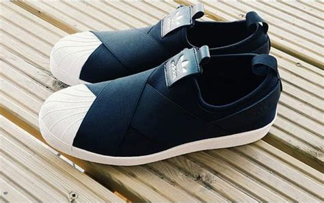 Sepatu Pria Casual Adidas Moduro Slip On Made In Asli Import 14 jual adidas superstar slip on black slop sneakers casual