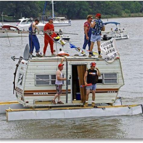house boat jokes houseboat red neck style redneck whitetrash