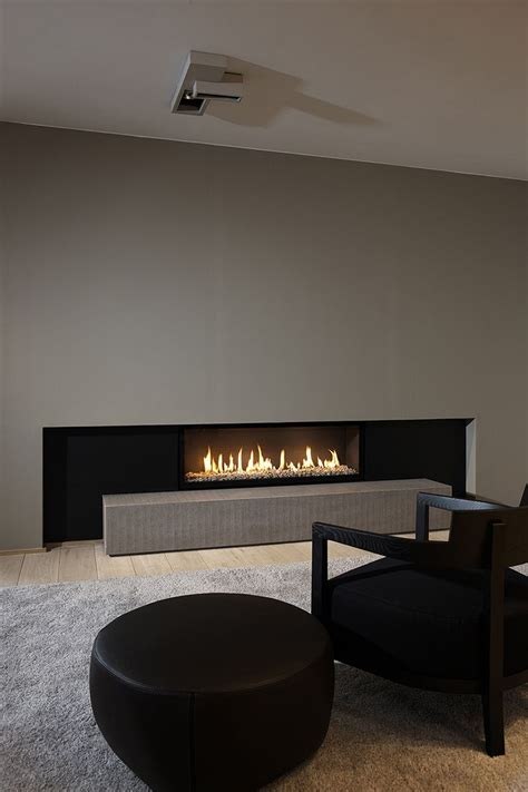 modern fireplace 407 best images about linear fireplaces linear