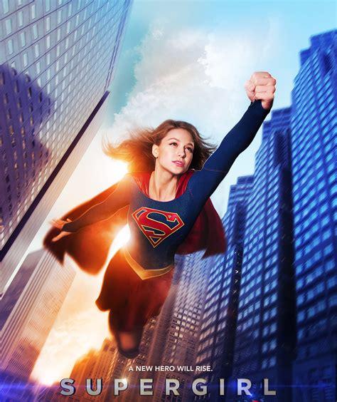 wallpaper supergirl melissa benoist american superhero tv series