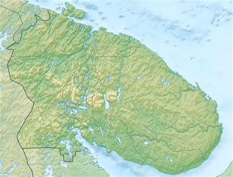 maps murmansk russia murmansk russia map