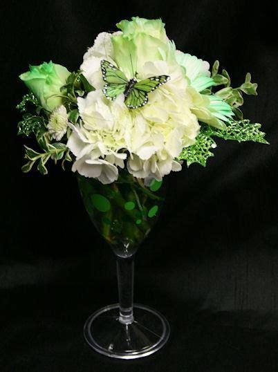 Black Glass Square Vase 17 Best Images About St Patrick S Day Arrangements On
