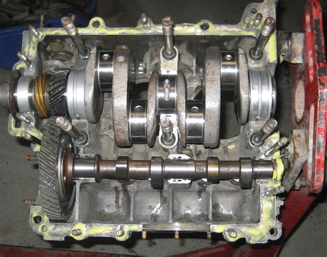 volkswagen engines building an air cooled vw engine non toy style