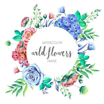 cornici di fiori cornice di fiori foto e vettori gratis