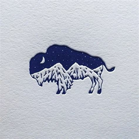 bison tattoo designs the 25 best ideas about buffalo on