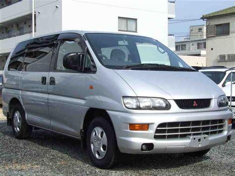mitsubishi delica space gear mitsubishi delica space gear xe 2001 used for sale