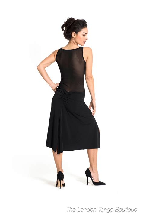 draped neckline dress draped neckline tango dress with tulle the london tango