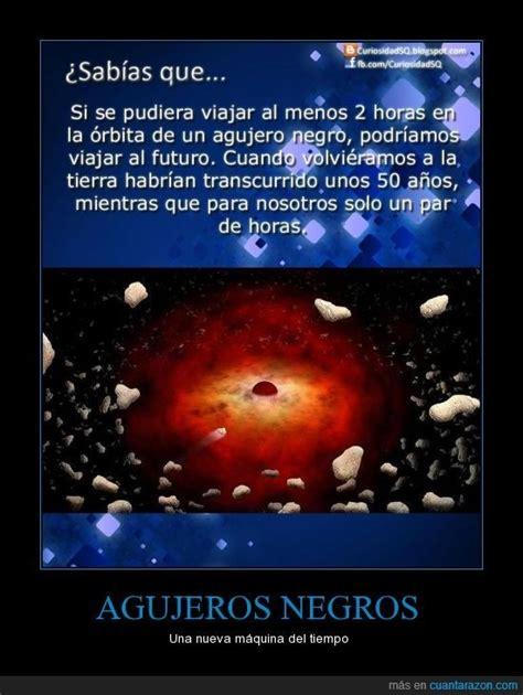 agujeros negros y tiempo 8498921554 agujeros negros