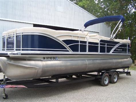 pontoon boats for sale by owner indiana sanpan 2500 boats for sale in indiana