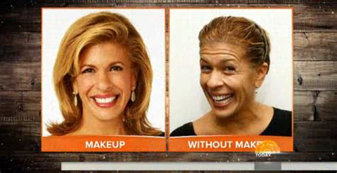 kathie lee hoda makeover makeup here s what the today show hosts look like without