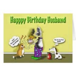 happy birthday husband greeting card zazzle