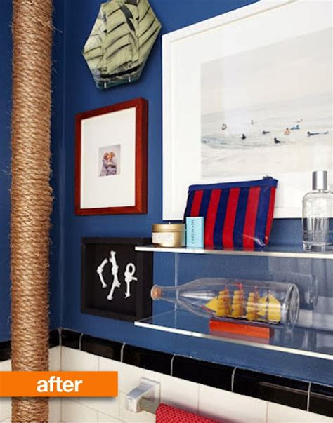 bathroom accessories nautical theme ideas for nautical bathroom d 233 cor decozilla