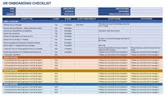 Customer Onboarding Process Template by Free Onboarding Checklists And Templates Smartsheet