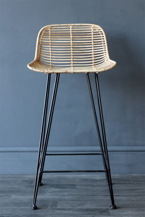 rattan bar stools uk rattan bar stool
