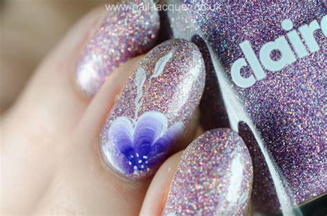 easy nail art one stroke easy one stroke nail artnail lacquer uk