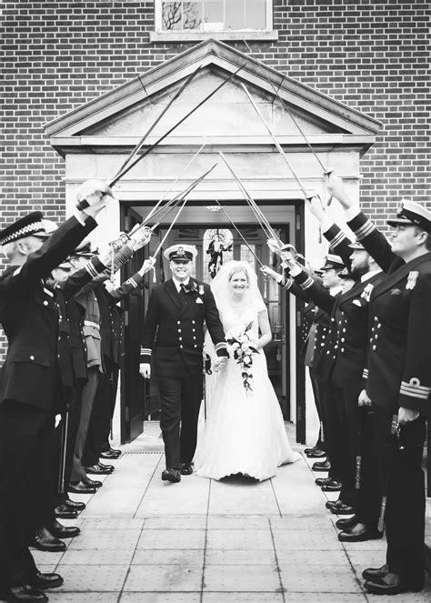 wedding arch of swords royal navy tri service wedding arch of swords wedding