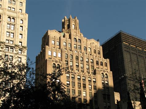 file new york city building in financial district jpg