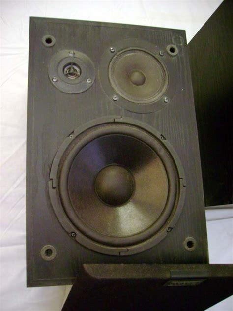 altec lansing bookshelf speakers