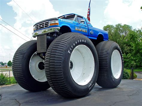 wheels bigfoot monster truck bigfoot is real and it ll appear at the atlanta motorama