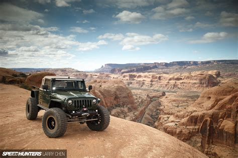 Bruiser Jeep All Terrain Corvette Power In A Jeep Speedhunters
