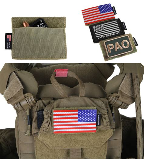 Rubber Patch M4 Operator Emblem Velcro M4 Operator new echo niner gear patch pouch popular airsoft