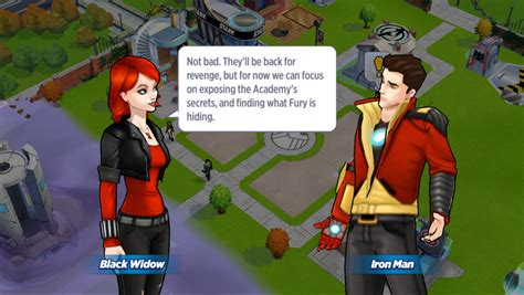 Gamis Zola Syari look marvel academy gameplay android central