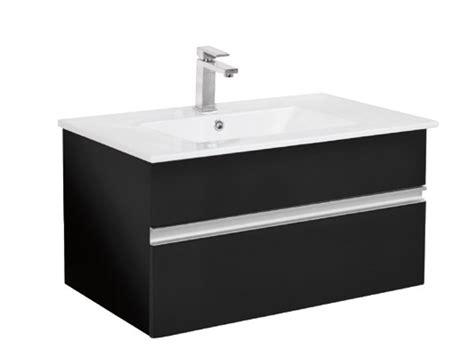 mobili bagno nero nero ispirazioni bagno