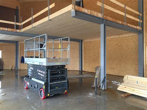 Werkstatt Zwischenboden by Walter K 228 Holzbau Ag Referenzen Umbau Sanierung