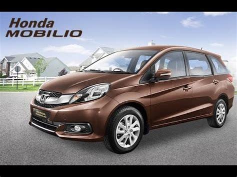New Mobilio E Mt 1 5l Ready honda mobilio bandung