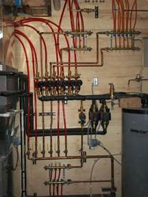 radiant floor heating janesville evansville wi
