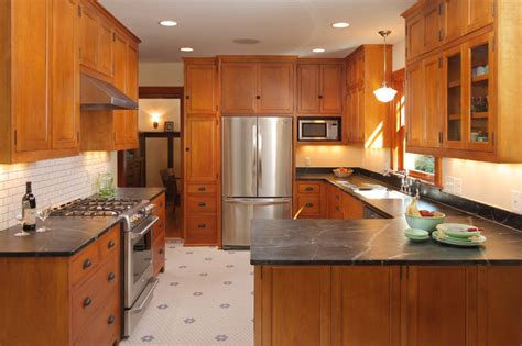 bungalow kitchen ideas bungalow kitchen craftsman kitchen minneapolis by w b builders