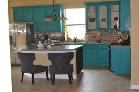 turquoise cabinets kitchen turquoise kitchen cabinets kitchen pinterest