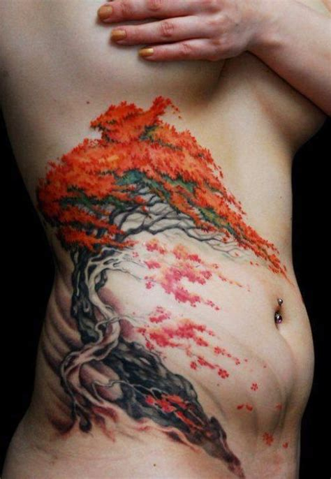 bonsai tree tattoo 25 best tree back ideas on on back