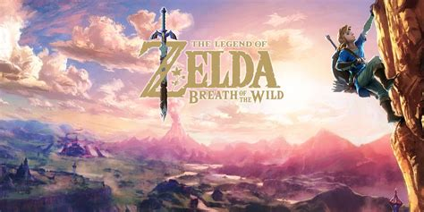 the legend of the legend of breath of the wii u
