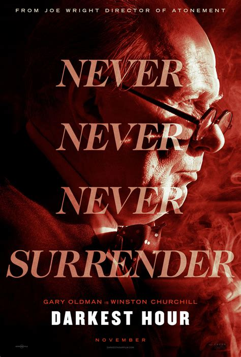 darkest hour check out gary oldman as winston churchill in darkest hour