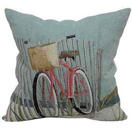 Walmart Pillows And Throws by Better Homes And Gardens Bicycle Decorative Toss