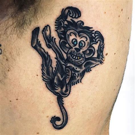 emoji monkey tattoo monkey tattoo black on instagram